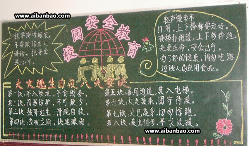 高中开学黑板报资料_开学黑板报
