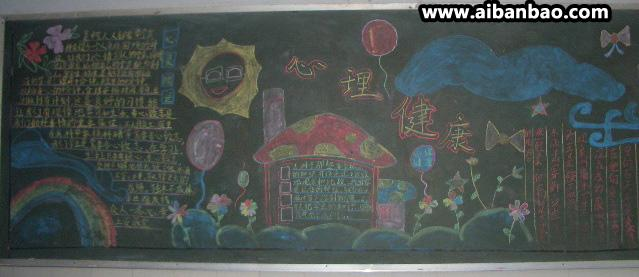 小学生健康常识黑板报设计图下载说明:在图片上点击鼠标右